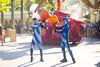 Pixar Play Parade (jodykatin) Tags: pixarplayparade disneycaliforniaadventure 2017 marlin nemo diver