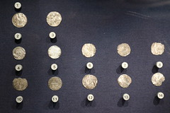 IMG_1961 (clare_and_ben) Tags: 2017 scandanavia føroyar faroeislands streymoy tórshavn torshavn museum nationalmuseum føroyafornminnissavn nationalmuseumofthefaroeislands coin money silver