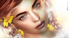 #CloѕeUp4U❤ (AyE ღ Hαppy Holιdαyѕ! | oғғ) Tags: digitalart digitalpainting digitalfantasy painting artworks portraits beauty illustrations artportrait ritratto retrato portrature dreamy vision magical emotionalart emotional spring primavera flowers closeup4u ♥♥