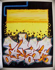 FARBA (Star USK) Tags: star battle belarus graffiti gomel tsar style farbe sketch blackbook