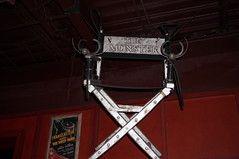 """Universal Studios, Florida: The Actor Chair for the Monster • <a style=""""font-size:0.8em;"""" href=""""http://www.flickr.com/photos/28558260@N04/34610038161/"""" target=""""_blank"""">View on Flickr</a>"""
