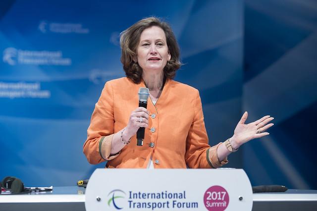 ITF's Mary Crass