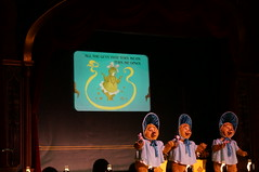 "Walt Disney World: The Sun Bonnet Trio • <a style=""font-size:0.8em;"" href=""http://www.flickr.com/photos/28558260@N04/34710176996/"" target=""_blank"">View on Flickr</a>"