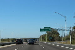 Florida I95nb Exit 293 (MJRGoblin) Tags: flaglercounty 2017 interstate95 palmcoast florida