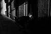 Morpheus (Sergi_Escribano) Tags: blackandwhite monochrome streetsofbarcelona sergiescribanophotography streetphotography barcelonastreetphotography documentaryphotography barrigoticdebarcelona spainstreetphotography monocromático blancoynegro blackandwhitephotography loneliness city noircity darkcity barcelona light dark
