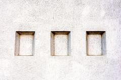 Three (Kevin R Thornton) Tags: d90 nikon travel three parikia mediterranean greece wall architecture abstract paros egeo gr