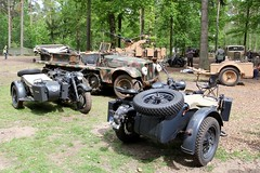 Militracks / Overloon (rob4xs) Tags: overloon militracks oorlogsmuseum museum halftrack flak motorcycle sidecar motor axis wehrmacht militracks2017 ww2 wwii nederland thenetherlands holland favorite