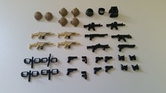 Minifigcat Order (影Shadow98) Tags: lego special forces military weapons police minifigcat