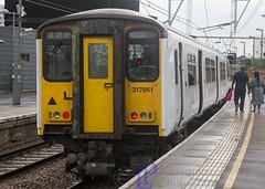 317661 prepares for 2S14 Stratford (London) to Bishop Stortford (hetsc68) Tags: 2017 may 27052017 london england stratford railways trains aga abelliogreateranglia class317 317661