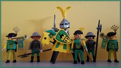 Castle Keepers (Topsy Creatori) Tags: playmobil castle knights toys