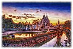 Thailand (reinhard111) Tags: thailand siam wat tempelanlage