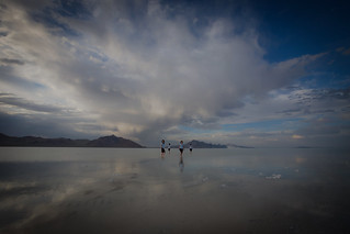 Multiplicity on Bonneville Flats
