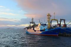 Russian vessels (Brian Aslak) Tags: kirkenes girkonjárga kirkkoniemi киркенес sørvaranger finnmark nordnorge norge norway scandinavia arctic europe sea ship shore russian port harbour