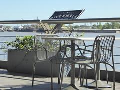 Riverwalk and the Mississippi River (Aldene.Gordon) Tags: neworleans mississippi river riverwalk