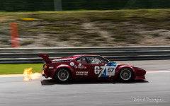 Fire Spitter (Raph/D) Tags: bmw m1 motorsport spa classic 2017 francorchamps circuit track piste flame spitter spitting fire exhaust panning shot filé speed vitesse motion movement canon eos 7d mark ii canoneos7dmarkii l séries lseries 2470mm ef2470mmf28liiusm turbo