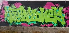 Thermos... (colourourcity) Tags: graffiti graffitiwriters writers letters alphabetmonsters wildstyle streetartnow streetartaustralia streetart melbourne melbournegraffiti awesome colourourcity original burner therm thermos adn