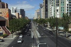 Brave Captain (Swebbatron) Tags: pictures adelaide australia southaustralia road street city travel radlab fuji 2008 traffic cars