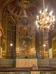 Iran - Ispahan - cathédrale Saint Sauveur - mai 2017 (plb06) Tags: asie continentsetpays iran ispahan vank