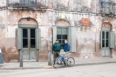 Two Friends - San Antonio de Areco (BlueVoter - thanks for 1.7M views) Tags: sanantoniodeareco bicycle bike restaurant