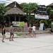 Looking for a hotel, Sihanoukville, Cambodia