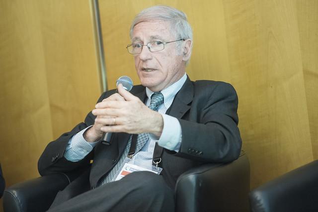 Jose Luis Irigoyen discusses strengthening institutional governance