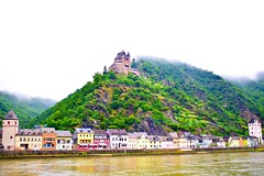 Rhine valley D5300 (muhammadsheharyar) Tags: holidayideas houses manutd redpink naturalbeauty landsape d5300 nikon germany rhinevalley