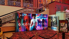 Entertainment, Ghost in the Shell, Backlit Graphics