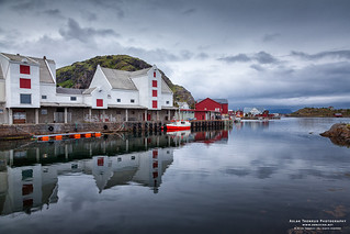 Stamsund, Lofoten