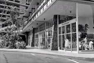 Hawaiian Village Hotel Shops 1950s