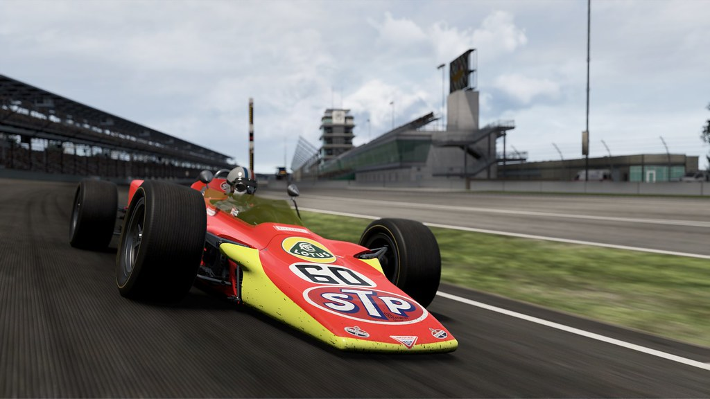 Best Indy World Project Cars