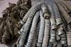 War Museum Cambodia (Alenius) Tags: asia cambodia siem reap war guns ammunition tank gasmask gasmasks gas mask masks