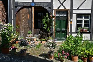 Dorf Westerholt (NRW)