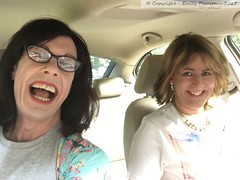May 2017 - Hull weekend with Gemma - Sunday day out (Girly Emily) Tags: crossdresser cd tv tvchix trans transvestite transsexual tgirl tgirls convincing feminine girly cute pretty sexy transgender boytogirl mtf maletofemale xdresser gurl hull glasses