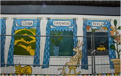 0379-40-EAST SIDE GALLERY - BERLÍN - (--MARCO POLO--) Tags: ciudades arte murallas murales pinturas graffitis rincones