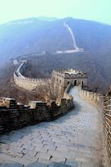 Yes, I did it. Unforgettable. (Giorgia Paleari) Tags: beijing travelling thegreatwall china wonder beautiful aroundtheworld