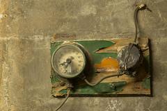 under pressure (stevefge) Tags: nijmegen vasim reflectyourworld nederland netherlands nl gelderland decay abandoned factory fabriek