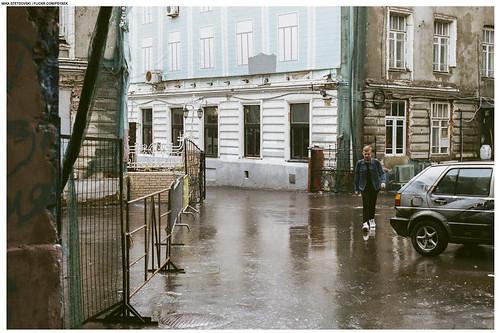 Moscow. Sasha ©  Mika Stetsovski