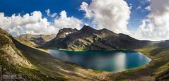 Marsar, Jammu & Kashmir (Bharat Baswani) Tags: panorama pano lake kashmir highaltitude glacial alpine himalayas mountains marsar
