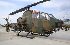 Bell AH-1S Cobra (Boushh_TFA) Tags: bell ah1s cobra ah1 jg3445 73445 japan ground selfdefense force jgsdf air jasdf kasuminome field open house rjsu sendai nikon d600 nikkor 24120mm f4 vr