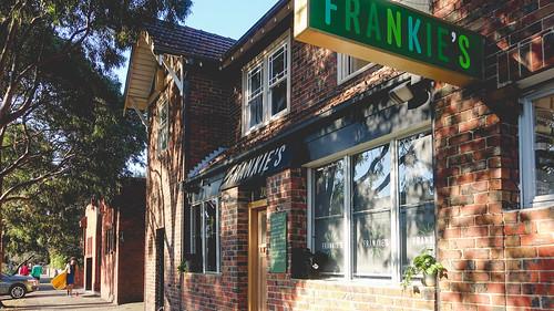Frankie's Top Shop