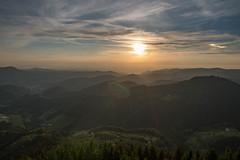 Landschaft-4-HDR.jpg (1993CHRISTOPH) Tags: nacht hdr lightpainting landschaft sommer buchkopfturm oppenau sternenhimmel sterne sonnenuntergang selbstportrait panorama langzeitbelichtung natur