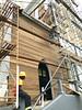 St. George's Cathedral Repairs #3 (*Amanda Richards) Tags: stgeorgescathedral cathedral guyana georgetown iphone7 repairs work menatwork greenheart lapedge shiplap tallestwoodenbuilding scaffolding hardhats gothic historic woodenbuilding