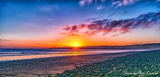 Newgale Sunset (Explore)