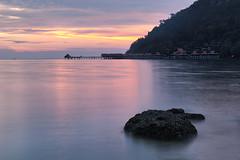 (espinozr) Tags: hdr digitalblending sunset langkawi island malaysia asia southeastasia beach ocean water reflection longexposure berjayalangkawiresort