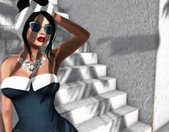 Love Lucy (SasyScarborough) Tags: secondlife lelutka slink collabor88 vintagefair kaithleens exile purplemoon yummy moda soy