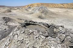 Gobustan 2 (kapornaipeter) Tags: gobustan qobustan mud volcano mudvolcano nature oilfield methane burp caspiansea