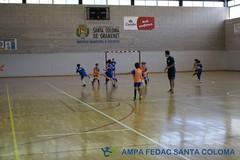 Exhibició Futbol Sala - Curs 2016-2017
