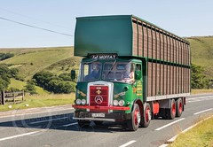 Last Motormans Run June 2017 057 (Mark Schofield @ JB Schofield) Tags: road transport haulage freight truck wagon lorry commercial vehicle hgv lgv haulier contractor foden albion aec atkinson borderer a62 motormans cafe standedge guy seddon tipper classic vintage scammell eightwheeler
