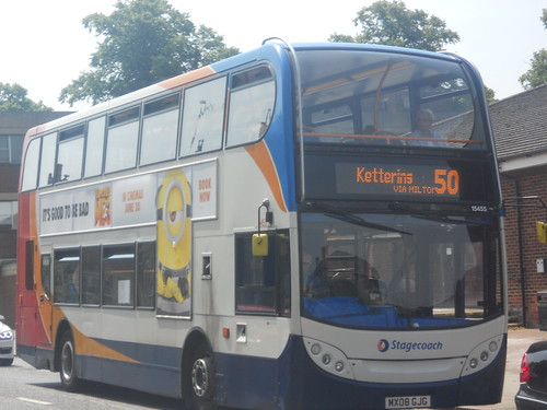 Stagecoach 15455 MX08 GJG