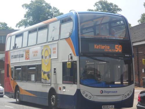 Stagecoach 15455 MX08 GJG